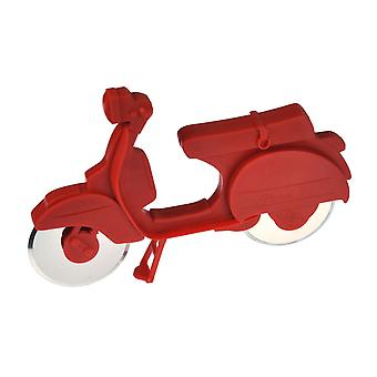 Pizza cutter i roller design sluge af scooter pizza cutter