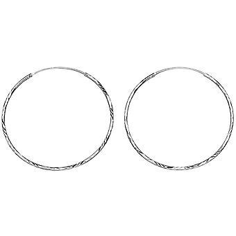 Alla moda 925 orecchino d'argento