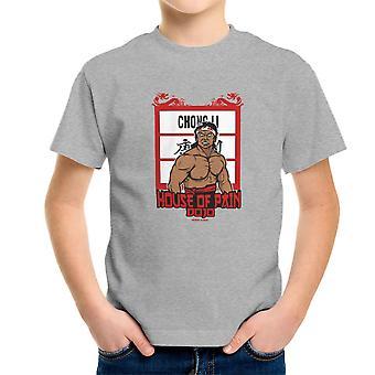 Chong Li House of Pain Bloodsport børne T-Shirt