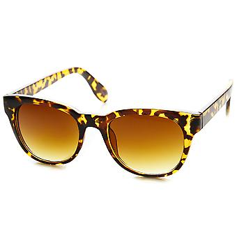 Unisex Retro Fashion Modified Horn Rimmed Sunglasses