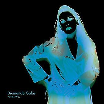 Diamanda Galas - alle måde [CD] USA importerer