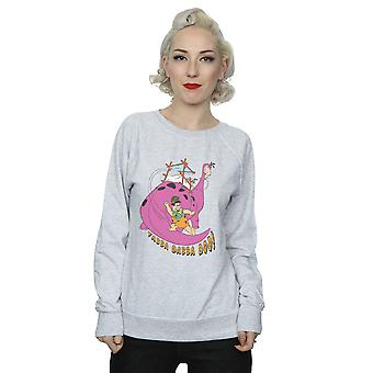 The Flintstones Women's Yabba Dabba Doo Sweatshirt