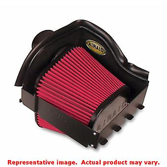 AIRAID Cold Air Dam Intake 401-239-1 Red Fits:FORD 2010 - 2014 F-150 SVT RAPTOR