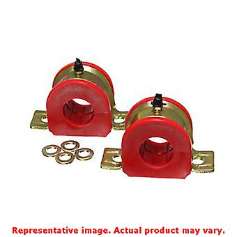 Energy Suspension Sway Bar Bushing Set 3.5183R Red Front Fits:BUICK 1991 - 1996