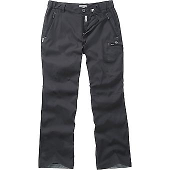 Craghoppers Mens Kiwi Pro Stretch Trousers Dark Lead (L 38in)