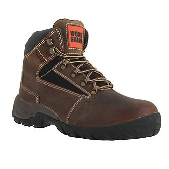 Result Mens Work-Guard Carrick Lace Up S1P Safety Boots