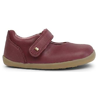 Bobux Step Up Girls Delight Shoes Plum