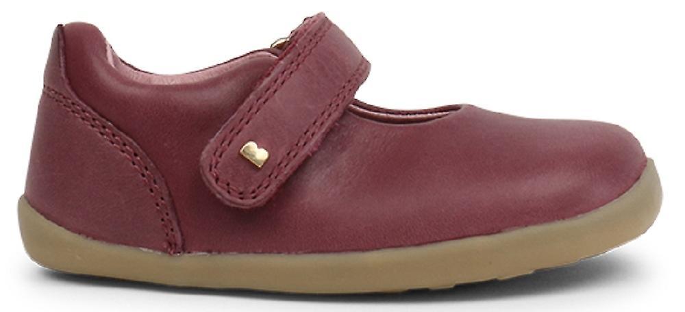 Bobux Step Up ragazze delizia scarpe prugna | Moderato Prezzo  | Maschio/Ragazze Scarpa