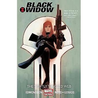 Black Widow Volume 2 The Tightly Tangled Web de Nathan Edmondson et de l'artiste Phil Noto