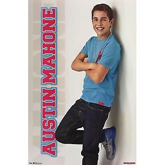 Austin Mahone - Chill Poster afdrukken