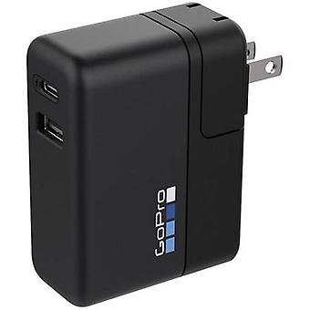Dual charger GoPro Supercharger Dual AWALC-002 Suitable for=GoPr