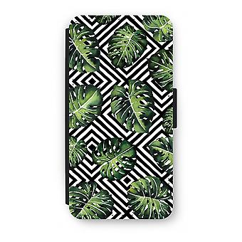 Samsung Galaxy S8 Plus Flip Case - Geometric jungle