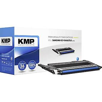 KMP Toner cartridge replaced Samsung CLT-C406S Compatible