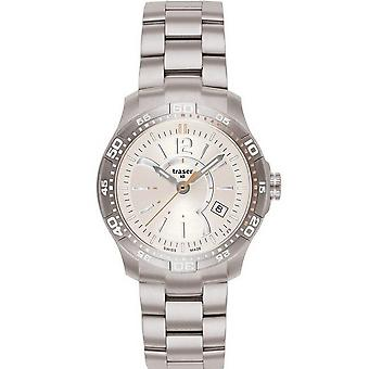 Traser H3 Ladytime silver ladies watch T7392. 256. G1A. 08 / 100273