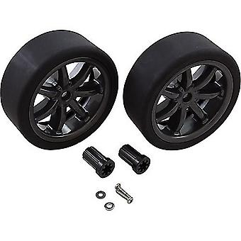Pentair PacFab 360236 Small Wheel Kit for Racer Cleaner