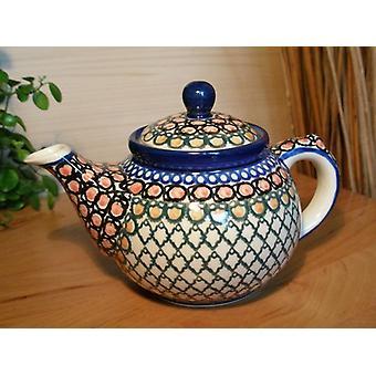 Teekanne, 400 ml, Unikat 1, Bunzlauer Keramik - BSN 0069