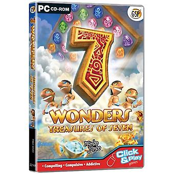 7 Wonders Treasures of Seven (PC CD)