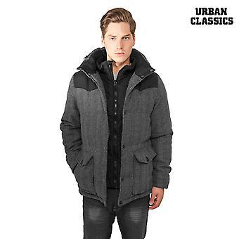 Urban classics jacket mixed winter