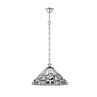 Interiors 1900 Metropolitan Single Light Ceiling Pendant With Mo