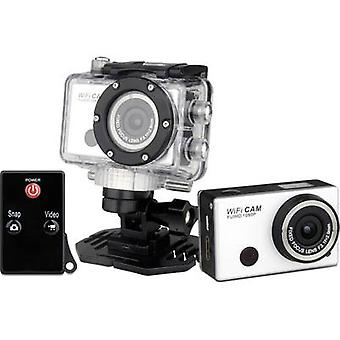 Denver AC-5000 W Action camera Waterproof, Shockproof, Dustproof, Full HD, Wi-Fi