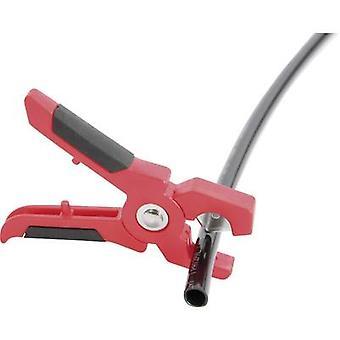Handliches PA-Rohr für Rohrdurchmesser 3 bis 13 mm Kunzer 7PARA1