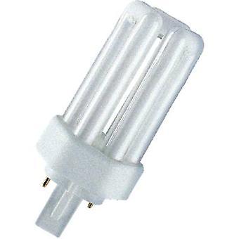 オスラムの省エネ電球 EEC: B (は - E) GX24D 2 123 mm 230 V 18 W クール ホワイト チューブ形状 1 pc(s)