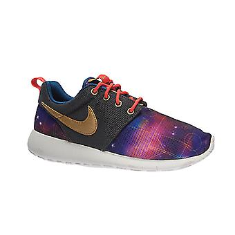 NIKE Roshe one junior Galaxy sneaker multi colored