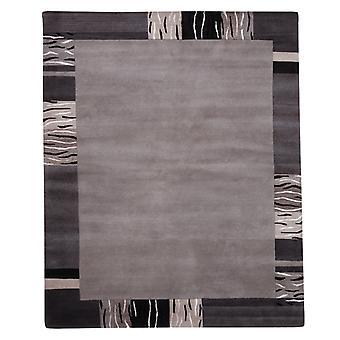 Rugs -Impression 39405 Beige Grey & Black