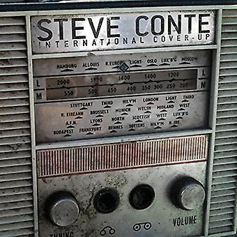 Steve Conte - International Cover-Up [CD] USA import