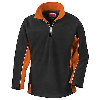 Ergebnis Unisex Tech 3 winddicht atmungsaktiv Sport Micro Fleece-Jacken