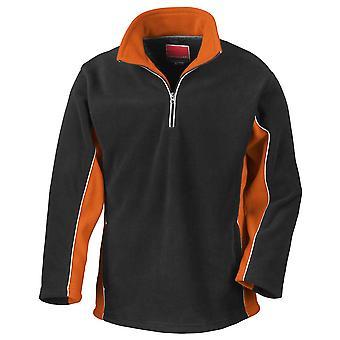 Result Unisex Tech 3 Windproof Breathable Sport Micro Fleece Jackets