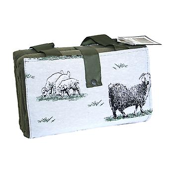 Sheep & Lamb Design Leisure Waterproof Picnic Rug