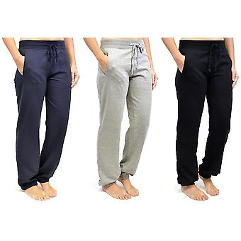 Pack of 3 Ladies Tom Franks Sport Gym Jogging Pants Fashion Sports wear