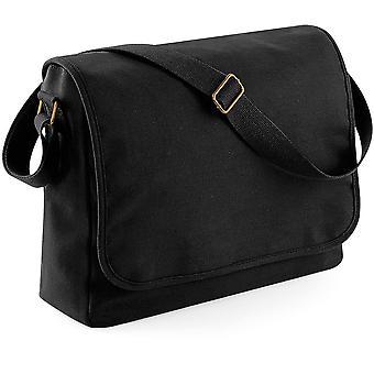 Outdoor Look Canvas Classic 13 Litre Messenger Bag
