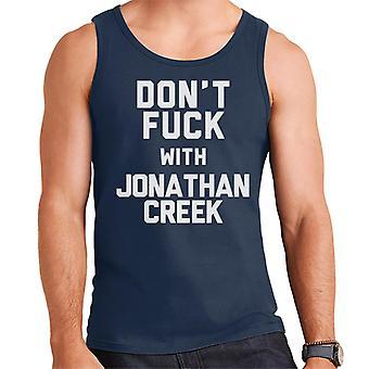 Ikke kødde med Jonathan Creek menns Vest