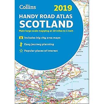 Collins hendig veien Atlas Skottland Collins hendig veien Atlas Scotlan