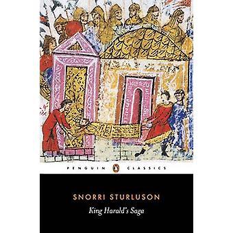 Koning Harald Saga - Harald Hardradi van Noorwegen van Snorri Sturluson de