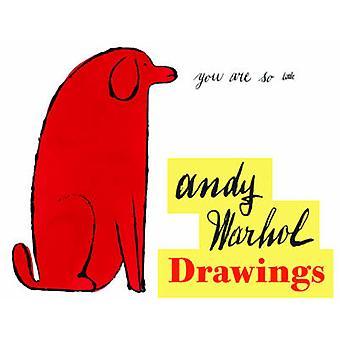 Andy Warhol-Zeichnungen von Andy Warhol - 9781452112039 Buch