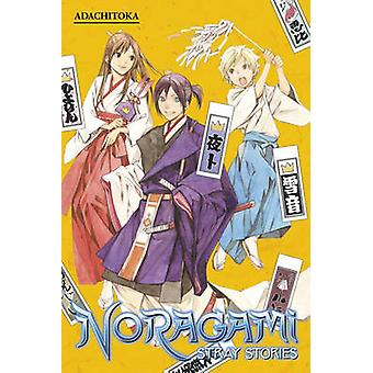 Noragami - Stray Stories 1 by Adachitoka - 9781632362797 Book