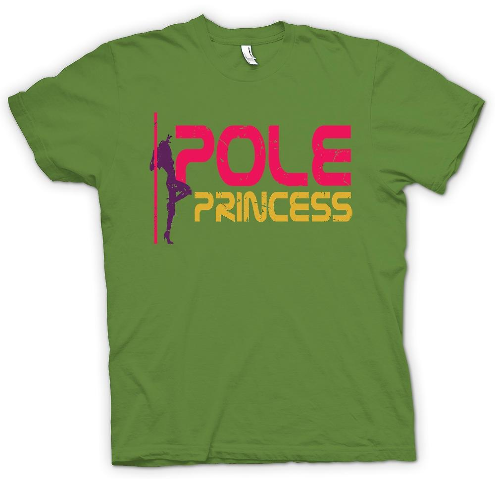 Herr T-shirt - Pole Princess - Pole Dancing
