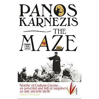 Das Labyrinth (Revised Edition) von Panos Karnezis - 9780099513292 Buch
