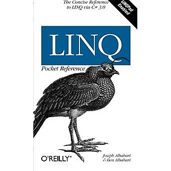 LINQ Pocket Reference (Pocket Reference (O' Reilly))