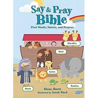 Dire e pregare la Bibbia