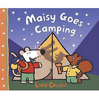 Maisy går Camping (Maisy första erfarenhet böcker)