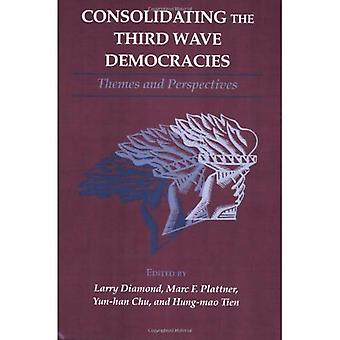 Consolidating the Third Wave Democracies: Themes and Issues (A Journal of Democracy Book)