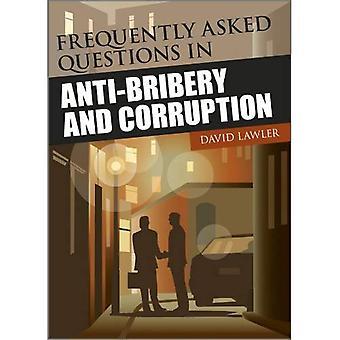Perguntas frequentes sobre antisuborno e corrupção