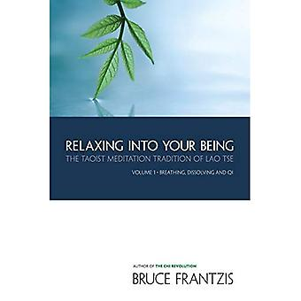 Relaxing into Your Being: The Water Method of Taoist Meditation Series Volume 1 (Water Method of Taoist Meditation)