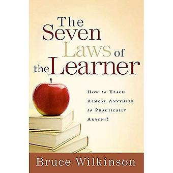 De zeven wetten van de leerling