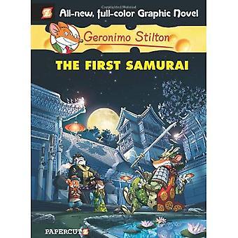Geronimo Stilton 12: Le premier samouraï