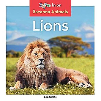 Lions (Savanna Animals)